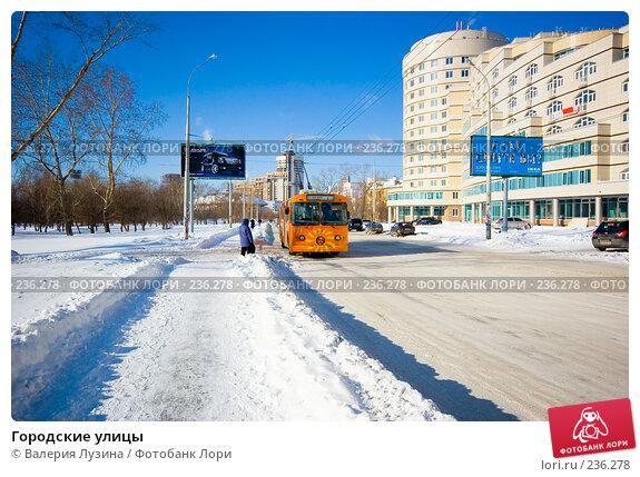 Городские улицы, фото № 236278, снято 22 февраля 2008 г. (c) Валерия Потапова / Фотобанк Лори