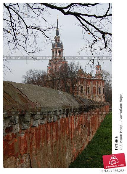 Готика, фото № 166258, снято 28 октября 2007 г. (c) Бычков Игорь / Фотобанк Лори