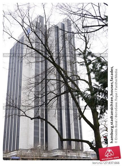 Купить «hamburg,stadtansichten,houses,facades,», фото № 27837666, снято 18 октября 2018 г. (c) PantherMedia / Фотобанк Лори