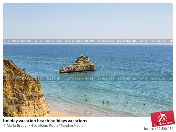 holiday vacation beach holidays vacations. Стоковое фото, фотограф Maria Breuer / PantherMedia / Фотобанк Лори