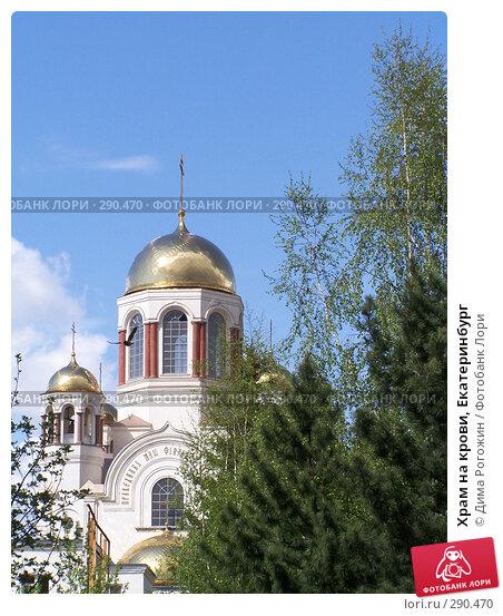 Храм на крови, Екатеринбург, фото № 290470, снято 16 мая 2008 г. (c) Дима Рогожин / Фотобанк Лори