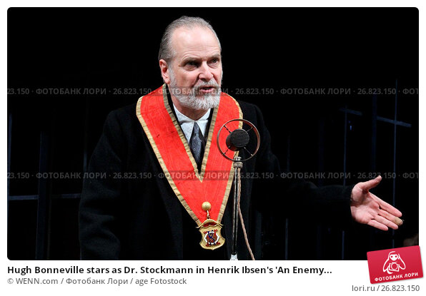controversy between dr stockmann and the people in henrik ibsens play an enemy of the people