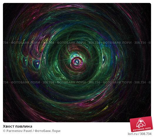 Купить «Хвост павлина», иллюстрация № 308734 (c) Parmenov Pavel / Фотобанк Лори