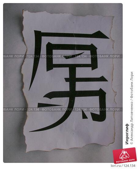 Иероглиф, фото № 124134, снято 1 апреля 2004 г. (c) Александр Литовченко / Фотобанк Лори