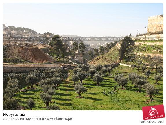 Иерусалим, фото № 262206, снято 22 февраля 2008 г. (c) АЛЕКСАНДР МИХЕИЧЕВ / Фотобанк Лори