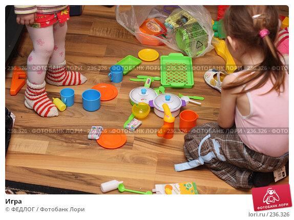 Игра, фото № 236326, снято 28 марта 2008 г. (c) ФЕДЛОГ.РФ / Фотобанк Лори