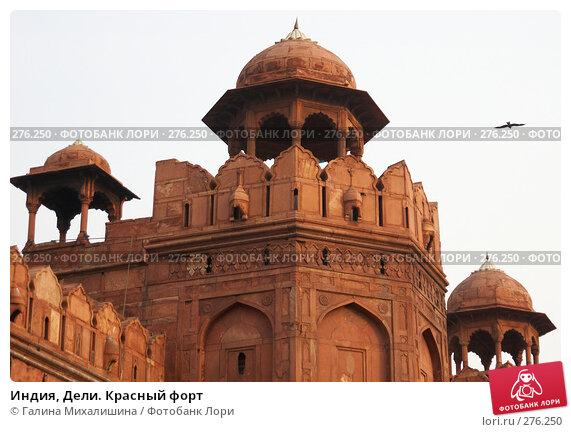 Индия, Дели. Красный форт, фото № 276250, снято 29 апреля 2005 г. (c) Галина Михалишина / Фотобанк Лори