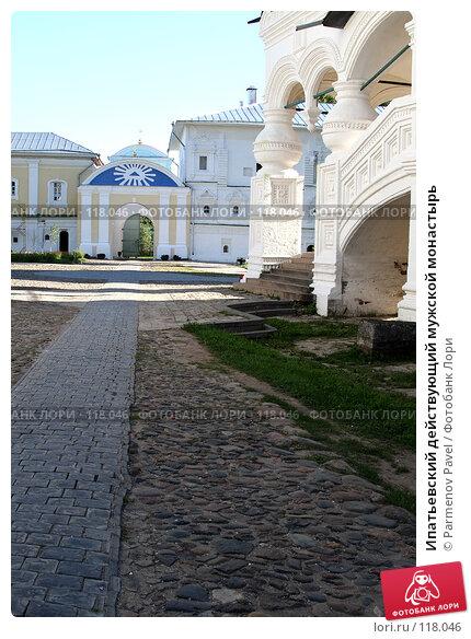 Ипатьевский действующий мужской монастырь, фото № 118046, снято 18 июля 2007 г. (c) Parmenov Pavel / Фотобанк Лори