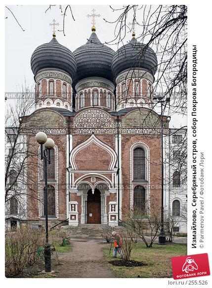 Купить «Измайлово, Серебряный остров, собор Покрова Богородицы», фото № 255526, снято 17 апреля 2008 г. (c) Parmenov Pavel / Фотобанк Лори