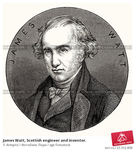 american inventors james watt