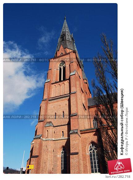 Кафедральный собор (Швеция), фото № 282718, снято 30 марта 2008 г. (c) Игорь Р / Фотобанк Лори