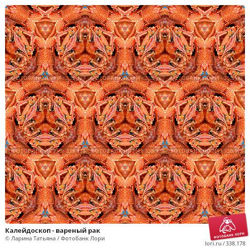 Калейдоскоп - вареный рак, фото № 338178, снято 26 июня 2017 г. (c) Ларина Татьяна / Фотобанк Лори