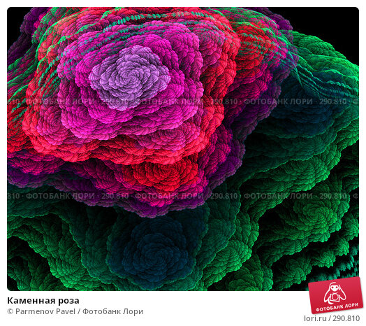 Каменная роза, иллюстрация № 290810 (c) Parmenov Pavel / Фотобанк Лори