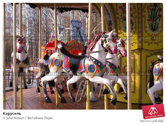 Купить «Карусель», фото № 235002, снято 26 марта 2008 г. (c) Julia Nelson / Фотобанк Лори