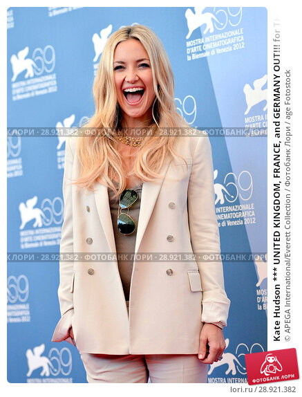 Купить «Kate Hudson *** UNITED KINGDOM, FRANCE, and GERMANY OUT!!! for THE RELUCTANT FUNDAMENTALIST Photocall _ The 69th Venice Film Festival, Excelsior Hotel...», фото № 28921382, снято 22 июля 2019 г. (c) age Fotostock / Фотобанк Лори