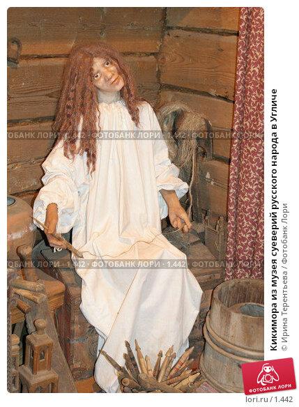 Купить «Кикимора из музея суеверий русского народа в Угличе», эксклюзивное фото № 1442, снято 11 ноября 2005 г. (c) Ирина Терентьева / Фотобанк Лори