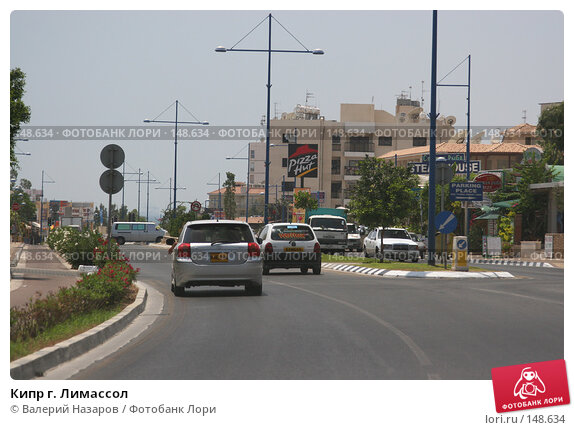 Кипр г. Лимассол, фото № 148634, снято 2 августа 2007 г. (c) Валерий Назаров / Фотобанк Лори