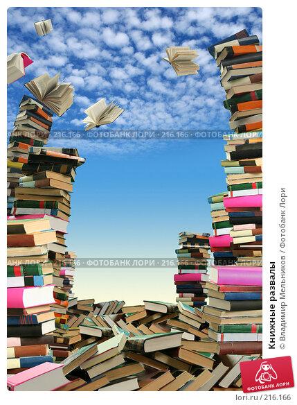 Книжные развалы, фото № 216166, снято 30 марта 2017 г. (c) Владимир Мельников / Фотобанк Лори