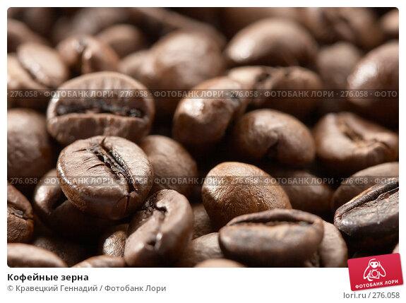 Кофейные зерна, фото № 276058, снято 1 ноября 2005 г. (c) Кравецкий Геннадий / Фотобанк Лори