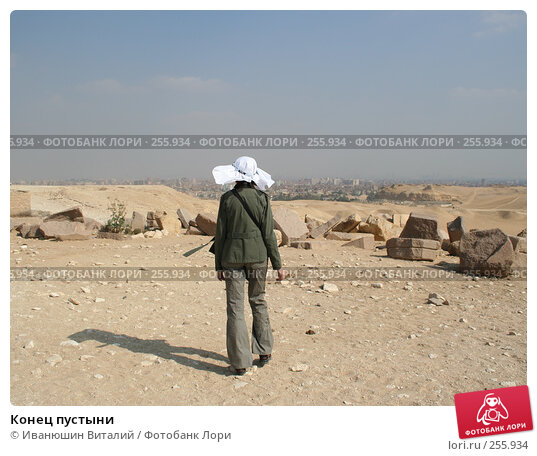 Конец пустыни, фото № 255934, снято 21 января 2017 г. (c) Иванюшин Виталий / Фотобанк Лори