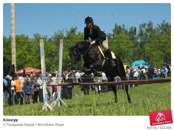 Конкур, фото № 322250, снято 12 июня 2008 г. (c) Талдыкин Юрий / Фотобанк Лори
