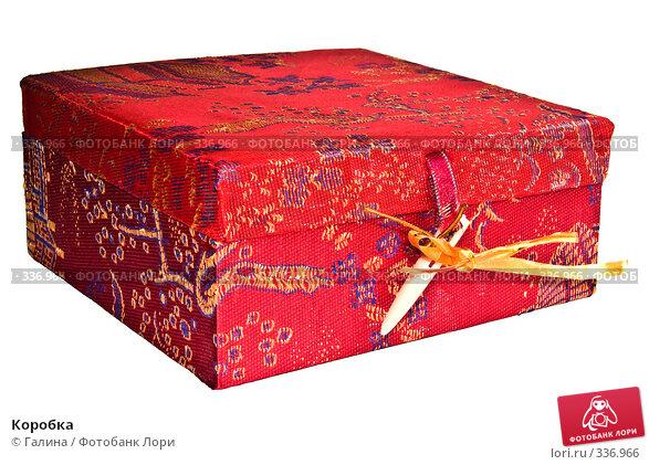 Коробка, фото № 336966, снято 27 июня 2008 г. (c) Галина Щеглова / Фотобанк Лори