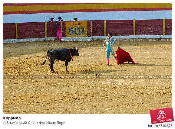 Коррида, фото № 310878, снято 13 августа 2006 г. (c) Знаменский Олег / Фотобанк Лори