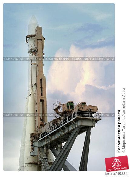 Космическая ракета, фото № 45854, снято 12 августа 2006 г. (c) Морозова Татьяна / Фотобанк Лори