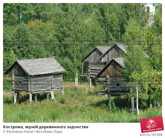 Кострома, музей деревянного зодчества, фото № 41034, снято 15 августа 2006 г. (c) Parmenov Pavel / Фотобанк Лори