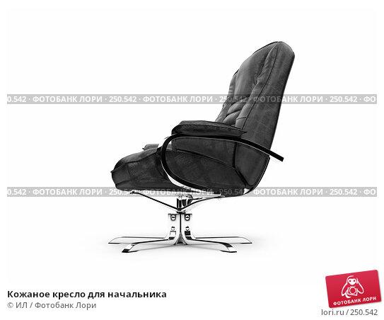 Купить «Кожаное кресло для начальника», иллюстрация № 250542 (c) ИЛ / Фотобанк Лори