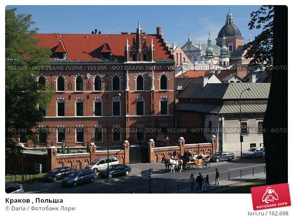 Краков , Польша, фото № 162698, снято 23 июля 2017 г. (c) Daria / Фотобанк Лори