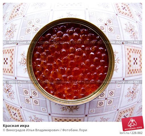Купить «Красная икра», фото № 228882, снято 23 декабря 2007 г. (c) Виноградов Илья Владимирович / Фотобанк Лори