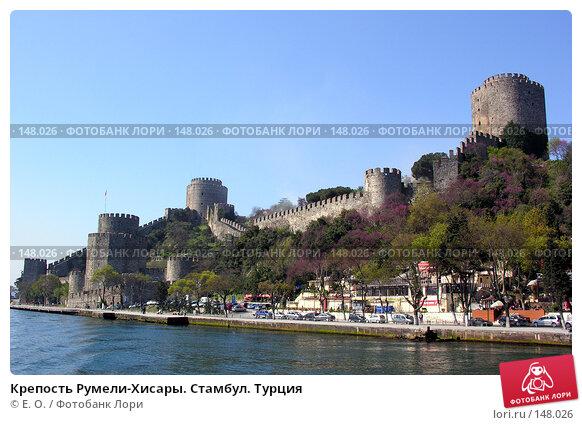 Купить «Крепость Румели-Хисары. Стамбул. Турция», фото № 148026, снято 14 апреля 2007 г. (c) Екатерина Овсянникова / Фотобанк Лори