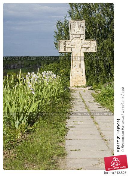 Крест (г. Таруса), фото № 12526, снято 11 июня 2006 г. (c) Лисовская Наталья / Фотобанк Лори