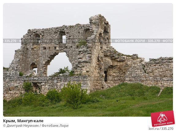 Крым, Мангуп-кале, эксклюзивное фото № 335270, снято 27 апреля 2008 г. (c) Дмитрий Неумоин / Фотобанк Лори