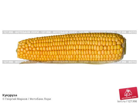 Купить «Кукуруза», фото № 127998, снято 9 октября 2006 г. (c) Георгий Марков / Фотобанк Лори