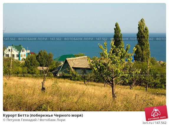 Курорт Бетта (побережье Черного моря), фото № 147562, снято 12 августа 2007 г. (c) Петухов Геннадий / Фотобанк Лори
