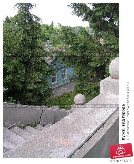 Курск, вид города, фото № 41314, снято 9 июня 2005 г. (c) Parmenov Pavel / Фотобанк Лори