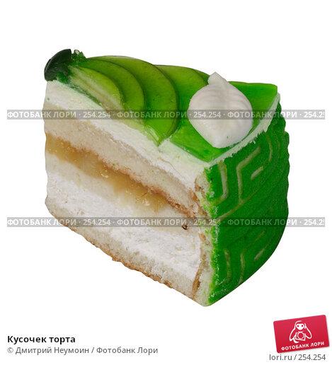 Купить «Кусочек торта», эксклюзивное фото № 254254, снято 8 июня 2006 г. (c) Дмитрий Неумоин / Фотобанк Лори