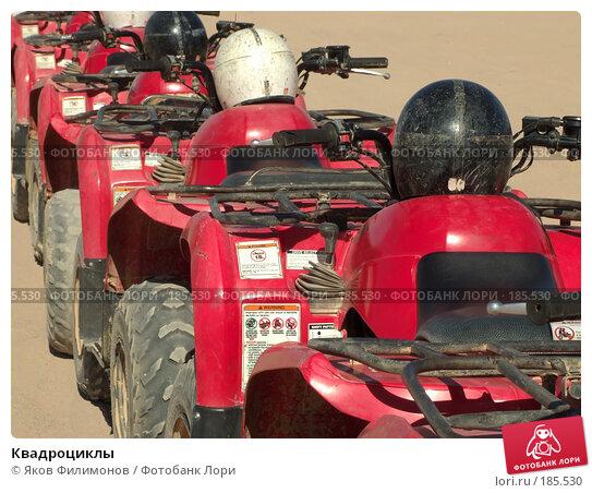 Купить «Квадроциклы», фото № 185530, снято 13 января 2008 г. (c) Яков Филимонов / Фотобанк Лори