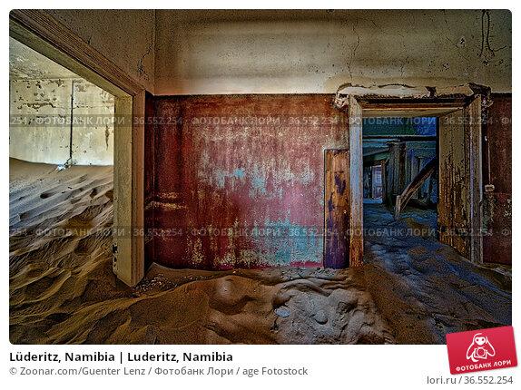 Lüderitz, Namibia | Luderitz, Namibia. Стоковое фото, фотограф Zoonar.com/Guenter Lenz / age Fotostock / Фотобанк Лори