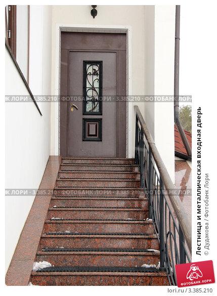 лестница входные двери