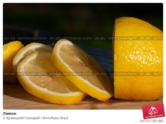 Лимон, фото № 281482, снято 12 сентября 2004 г. (c) Кравецкий Геннадий / Фотобанк Лори