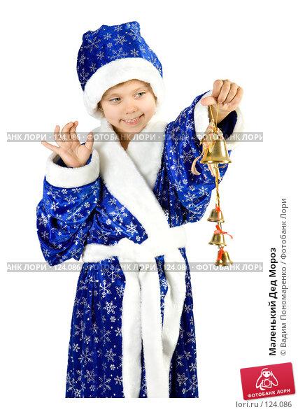 Маленький Дед Мороз, фото № 124086, снято 16 октября 2007 г. (c) Вадим Пономаренко / Фотобанк Лори