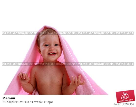 Малыш, фото № 258310, снято 18 апреля 2007 г. (c) Гладских Татьяна / Фотобанк Лори