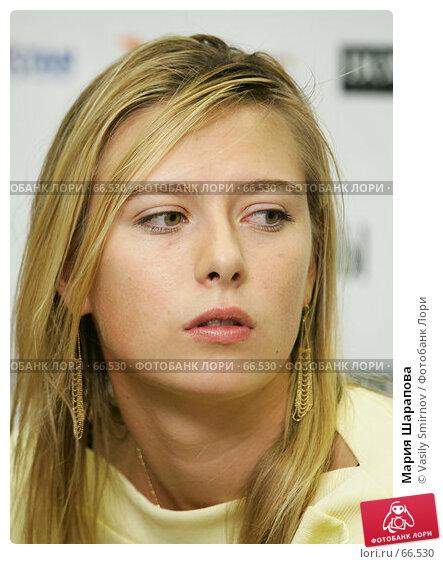 Мария Шарапова, фото № 66530, снято 10 октября 2005 г. (c) Vasily Smirnov / Фотобанк Лори