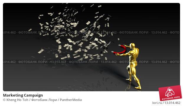 Купить «Marketing Campaign», фото № 13014462, снято 20 февраля 2020 г. (c) PantherMedia / Фотобанк Лори