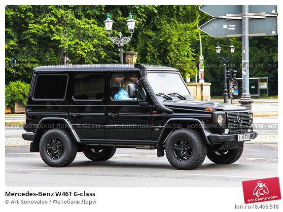 Купить «Mercedes-Benz W461 G-class», фото № 8466518, снято 10 сентября 2013 г. (c) Art Konovalov / Фотобанк Лори