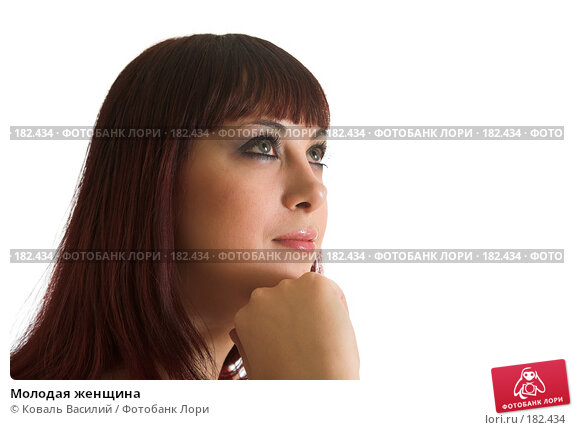 Молодая женщина, фото № 182434, снято 23 ноября 2006 г. (c) Коваль Василий / Фотобанк Лори