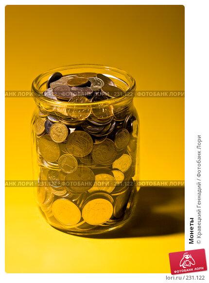 Монеты, фото № 231122, снято 14 января 2005 г. (c) Кравецкий Геннадий / Фотобанк Лори
